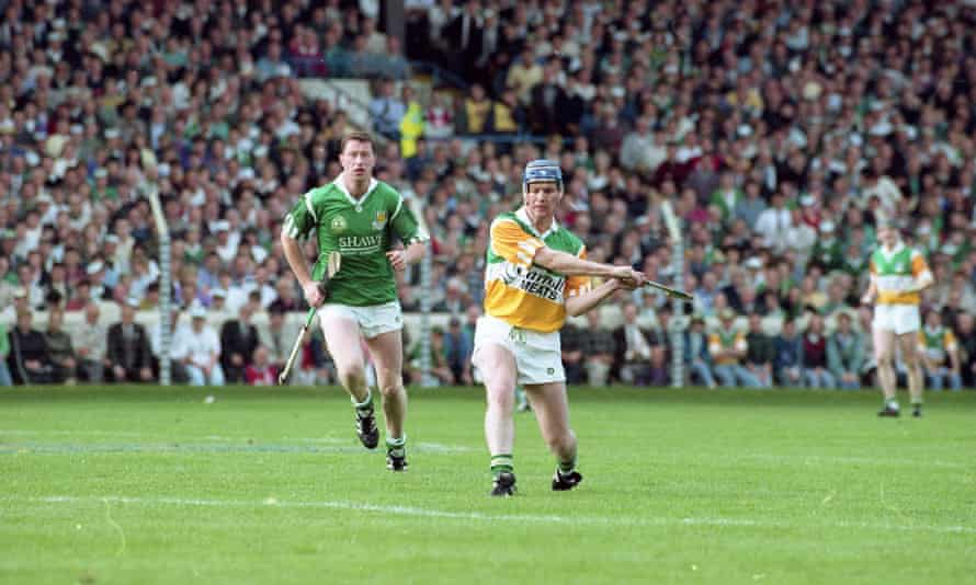 Offaly vs Limerick in the All Ireland Hurling Final in Croke Park in 1994.