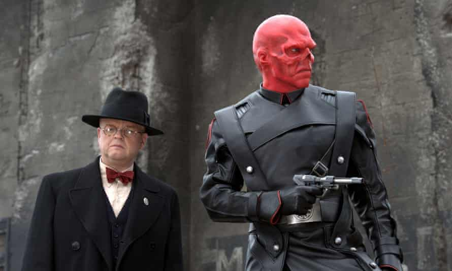 The Red Skull in Captain America: The First Avenger (2011).