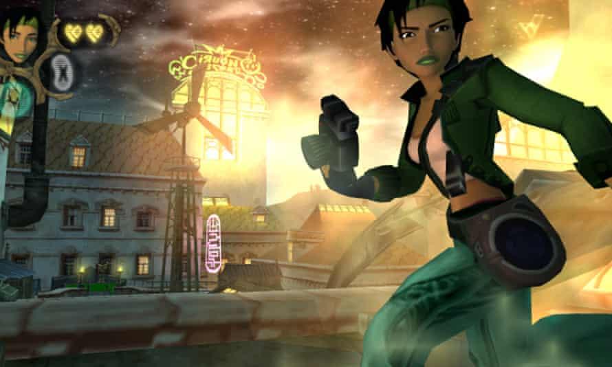 Jade, Beyond Good and Evil