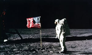 Edwin 'Buzz' Aldrin is one of only four astronauts still alive to have walked on the moon, on 20 July 1969.