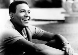 Marvin Gaye, 1961.