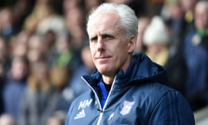 Mick McCarthy left his post as manager of Ipswich Town in April and his availability and experience made him the FAI's preferred candidate.