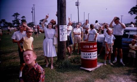 Garry Winogrand's America in color