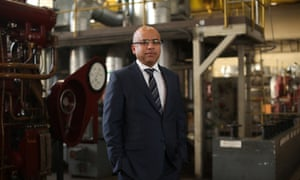 Sanjeev Gupta, executive chairman of Liberty House Group