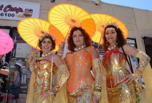 Answering Brooklyn's mermaid call, sisters Debbie, Donna and Doreen, trek from Long Island and California to reunite in their hometown each year