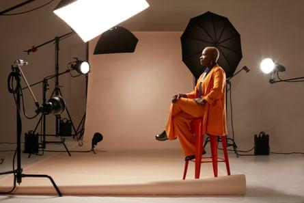 Shining a spotlight on global talent ... Angelique Kidjo.