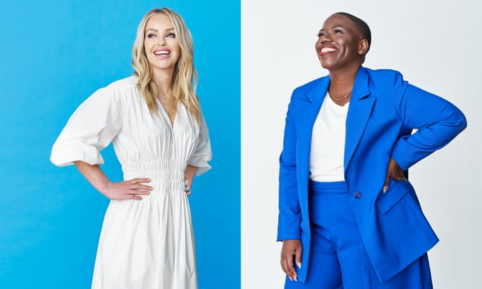 Katie Piper and Candice Brathwaite on how emotions affect their complexions