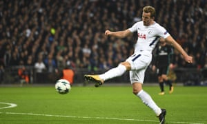 Harry Kane has been scoring for fun – but not against Crystal Palace.