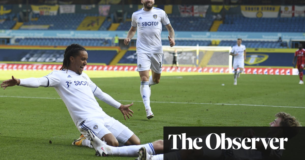 Leeds hold off spirited Fulham fightback after Hélder Costa double