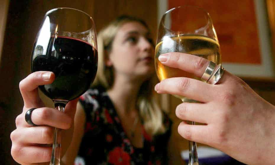 The report found people who consumed equivalent to a 330ml beer, a 120ml glass of wine, or 40mls of spirits were 16% more likely than teetotallers to develop atrial fibrillation.