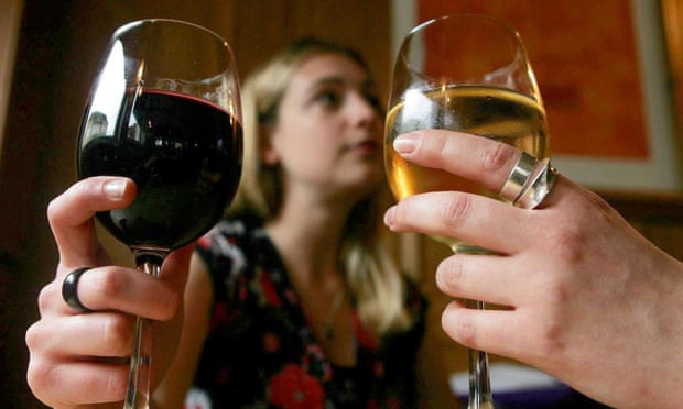 theguardian.com - Sarah Marsh - Middle-class 'consume more drugs and alcohol' than poorer people