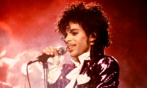 Another old favourite … Prince.