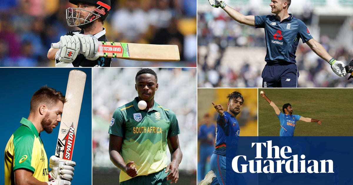 Cricket World Cup 2019: six players to watch in the