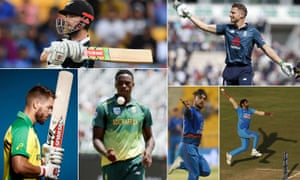 Best Players Of World Cup 2019 Cricket World Cup 2019: six players to watch in the tournament