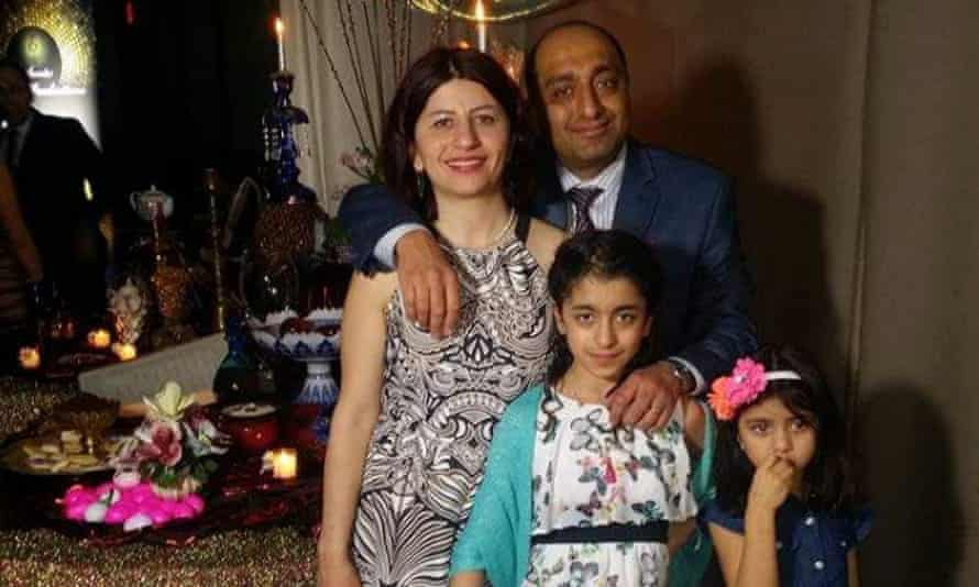 Pedram Mousavi and Mojgan Daneshmand, professors at the University of Alberta, were killed in the crash along with their daughters Daria and Dorina.