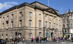 Catherine Leahy was sentenced at Edinburgh high court.