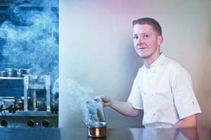 Chef Dan Smith of the Clove Club
