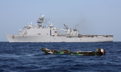 How the US war on piracy brought one Somali to a West Virginia prison