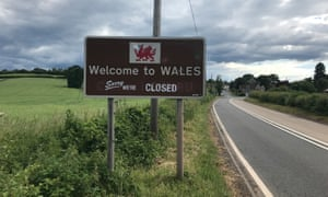 Welcome to Wales - Sorry We're Closed