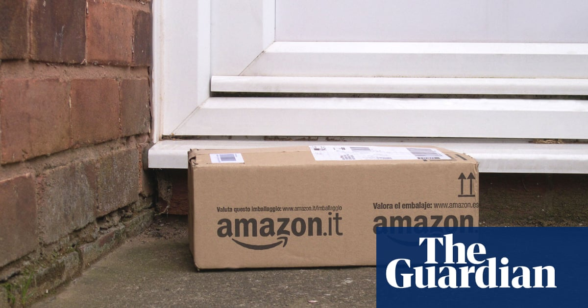 Over 5m people in UK had parcels lost or stolen last year, says Citizens Advice
