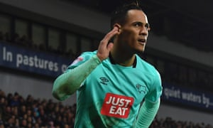 West Bromwich albion v Derby County- FA Cup Third Round