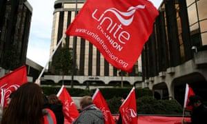 Unite march