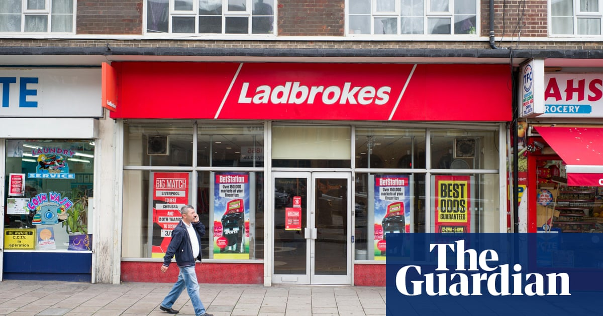 The big gamble: the dangerous world of British betting shops