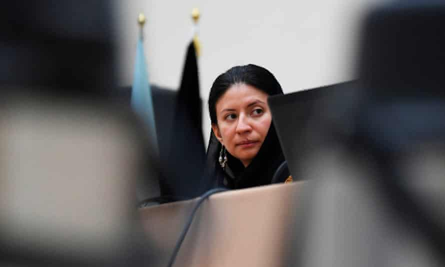 Afghan Independent Human Rights Commission head Shaharzad Akbar