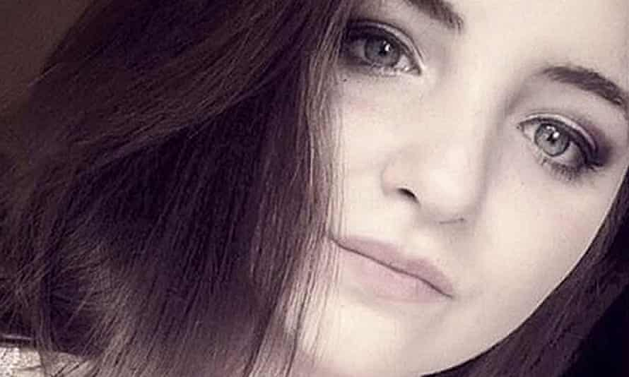 Megan Bannister, 16, was discovered on the backseat of a car after the vehicle was involved in a crash near Enderby, Leicestershire, on 14 May.