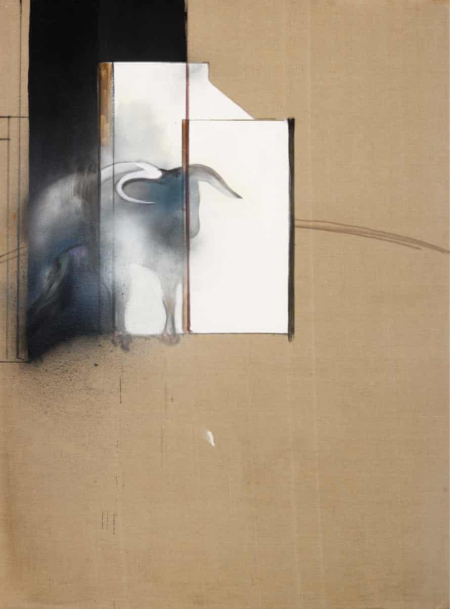 Study of a Bull, 1991