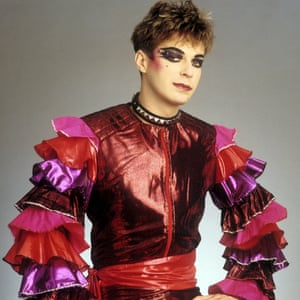 Clary in 1989 on his TV show Trick or Treat.