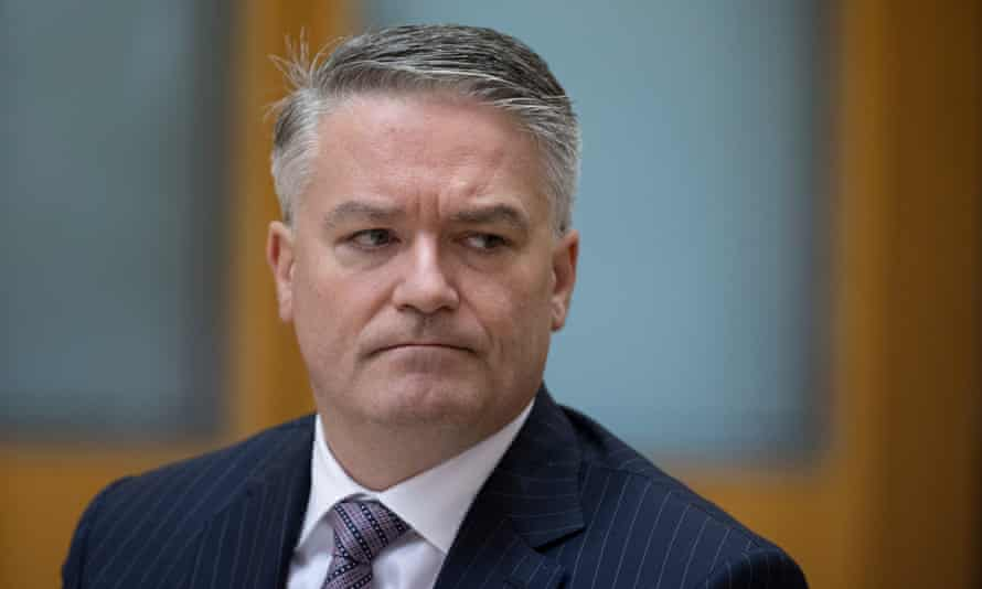 Australia's former finance minister Mathias Cormann is on a diplomatic offensive to become secretary general of the Paris-based Organisation for Economic Co-operation and Development.