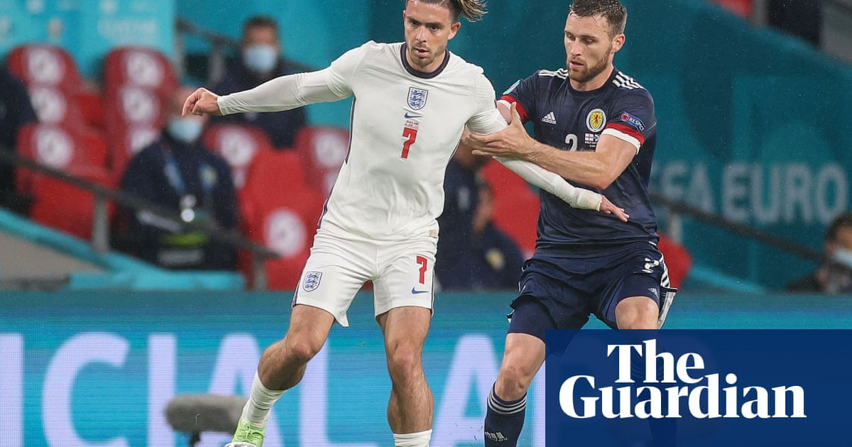 'I love your calves' – what Scotland's Stephen O'Donnell told Jack Grealish