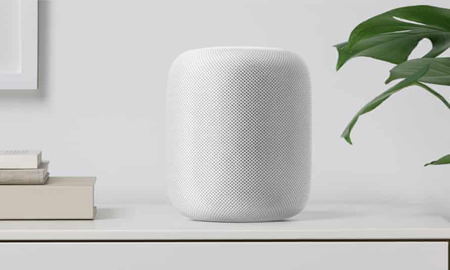 Apple's HomePod.