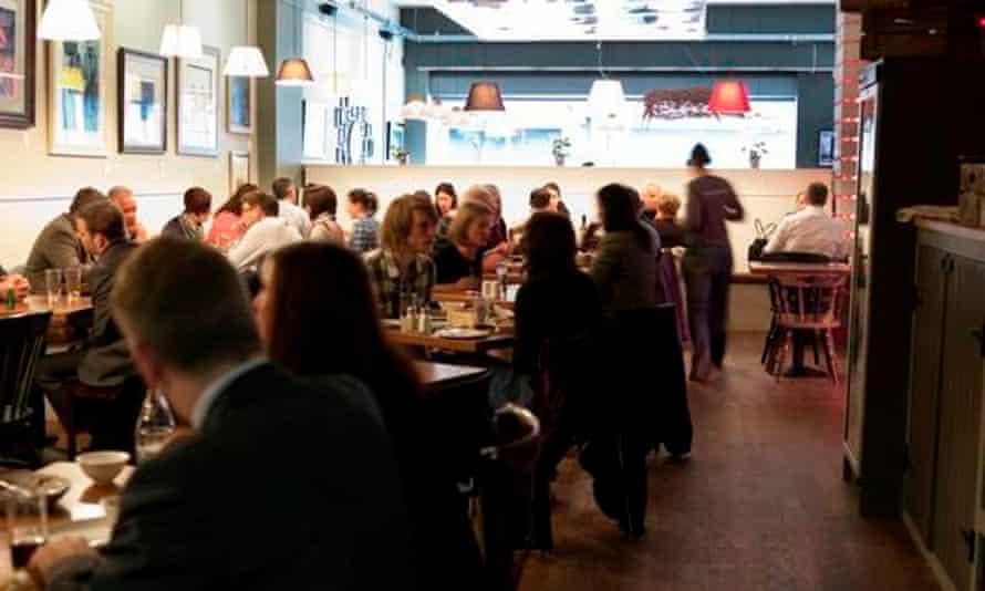 Home restaurant, Belfast