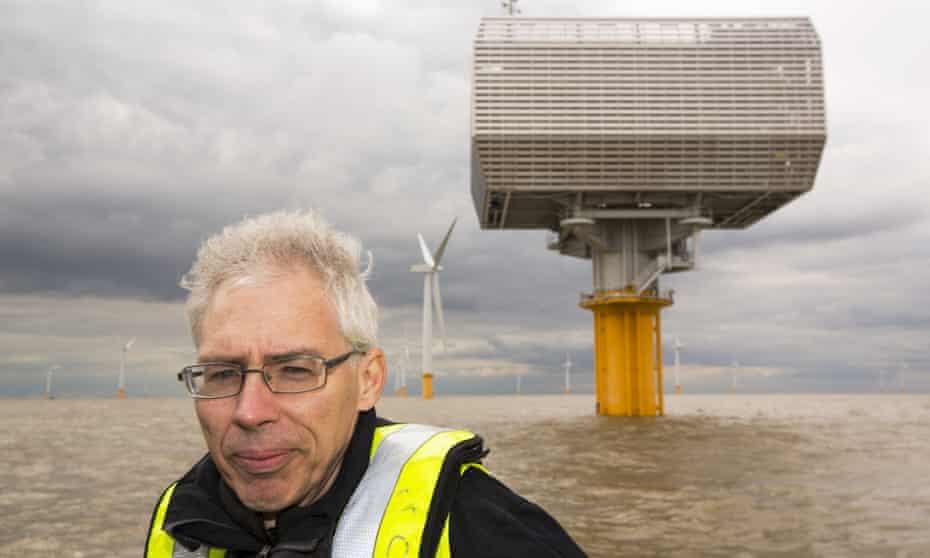 Greenpeace's Doug Parr