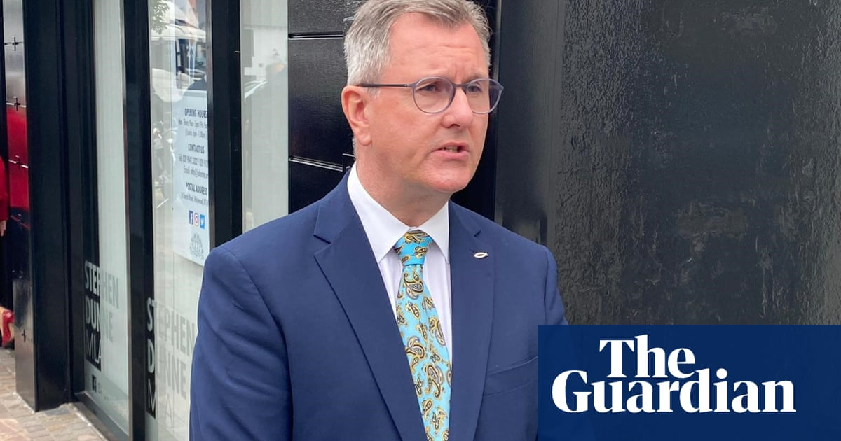 DUP may walk out of Stormont power-sharing over Brexit protocol