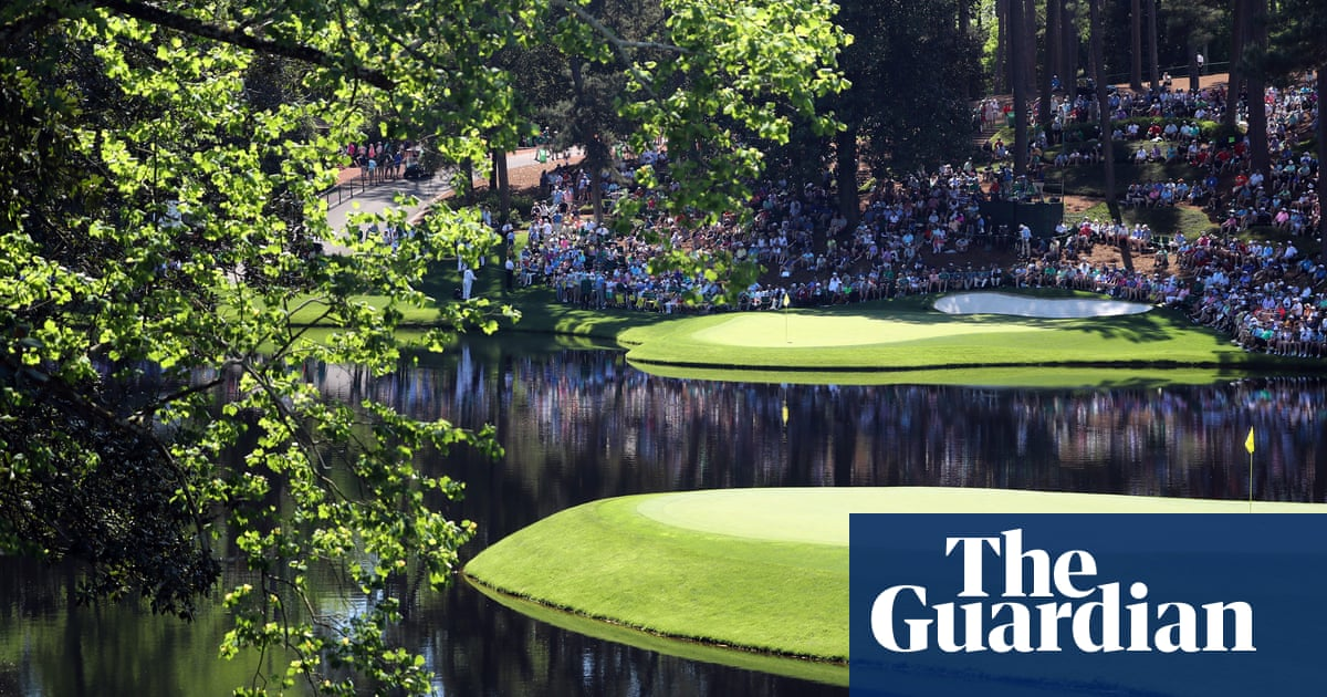 Masters plan for November shows Augusta National is out of touch | Ewan Murray
