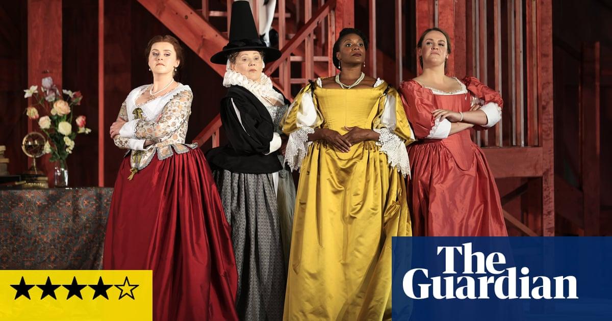 Falstaff review – pranks and pathos as Scottish Opera's Verdi shines