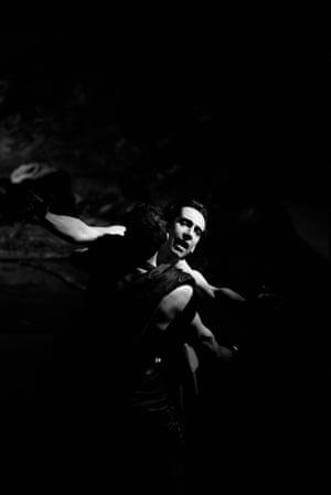 Julius Caesar, 1991Starring Jonathan Hyde and directed by Steven Pimlott at Royal Shakespeare theatre, Stratford-upon-Avon
