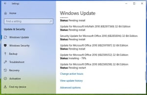 How can I stop an unexpected Windows 10 update? | Technology