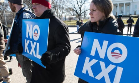 keystone xl demonstrators