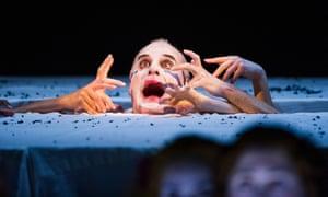 Christopher Purves in Handel's Saul at Glyndebourne.