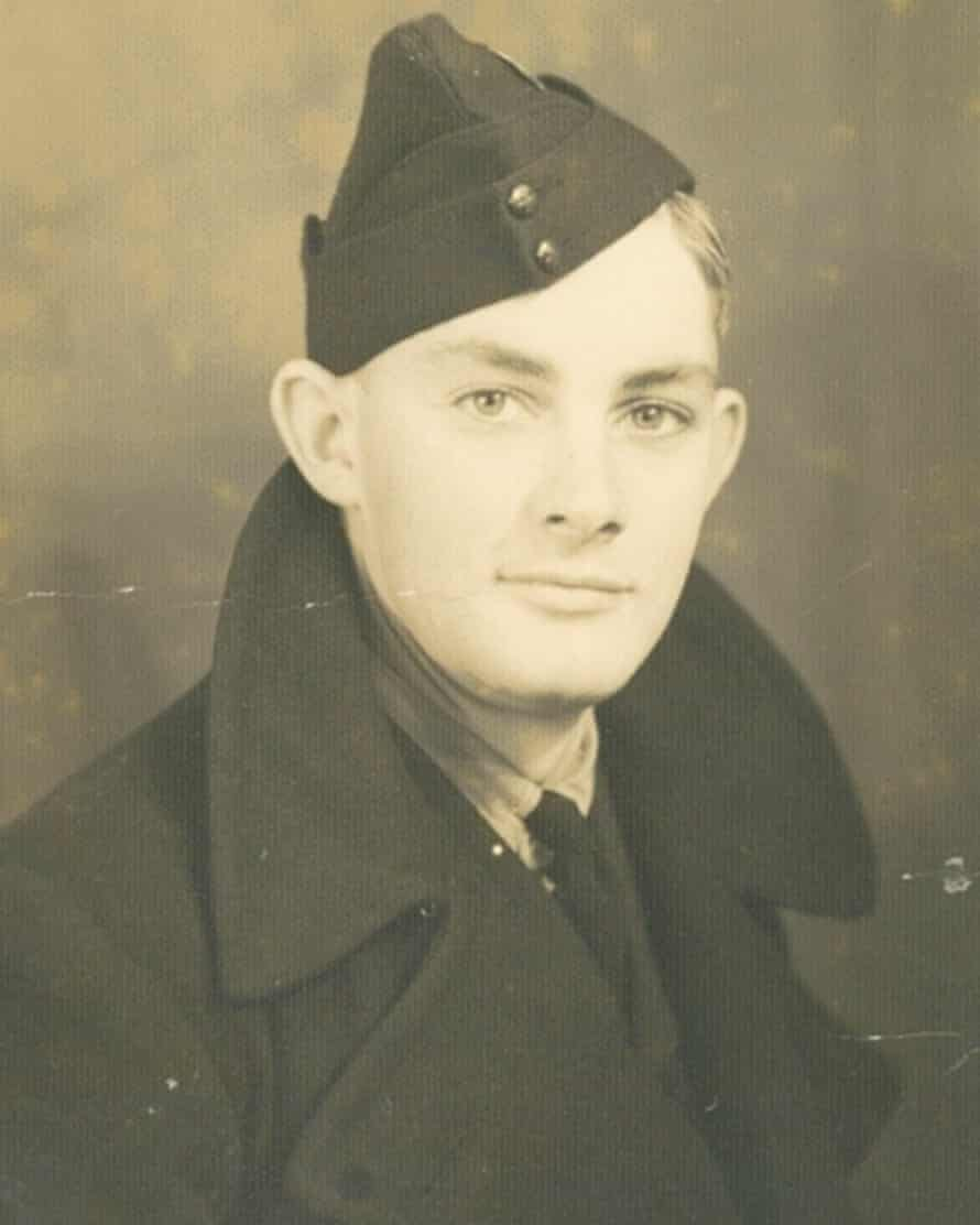 Ron Farrell, a former air force member and father of seven, died on 19 April 2020