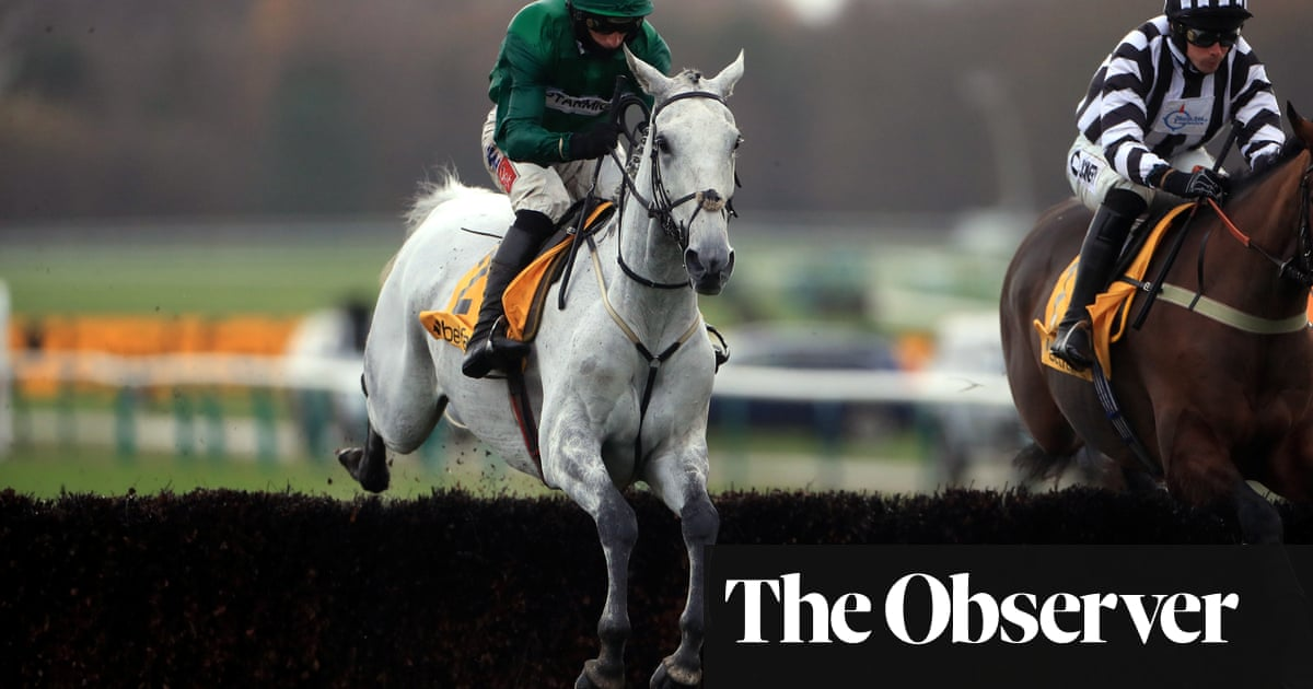 Bristol De Mai sees off Clan Des Obeaux to win third Betfair Chase