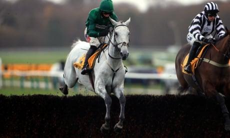 Bristol De Mai sees off Clan Des Obeaux to win third Betfair Chase