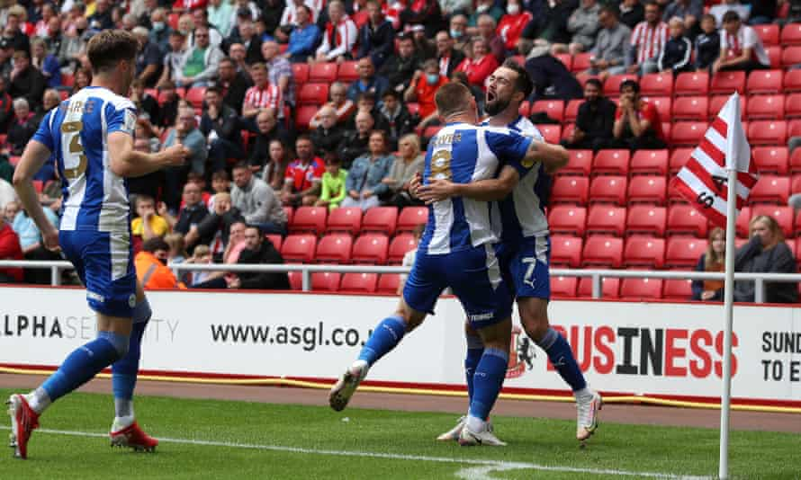 The gloom has lifted at Wigan and been replaced by optimism with the club under new ownership.