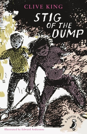 Stig of the Dump tells the fantasy story of a friendship between Barney, a boy of the modern era, and Stig, a child from long, long ago