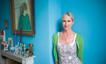 Lauren Child: 'We need to be aware that just having a go has a value. Chance interactions can lead to something bigger.'