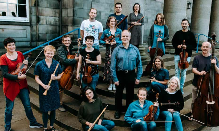 'Characterful musicians coming together with a single purpose' … the Dunedin Consort.